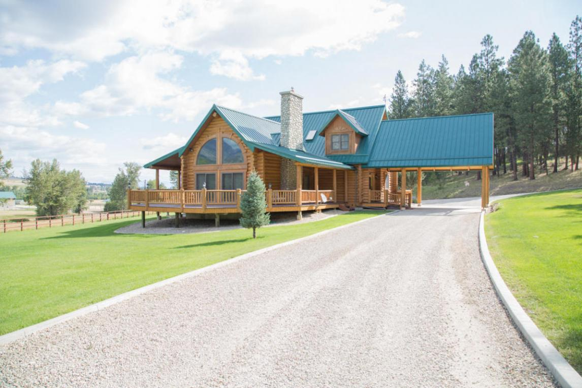 2250 Red Crow Road, Victor, MT 59875