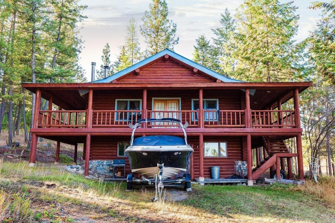 385 Skyview Drive, Rexford, MT 59930