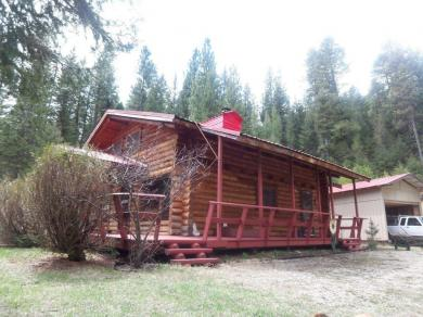 147 Christisen South Road, Darby, MT 59829