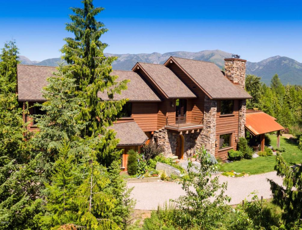 13521 Bug Creek Road, Bigfork, MT 59911