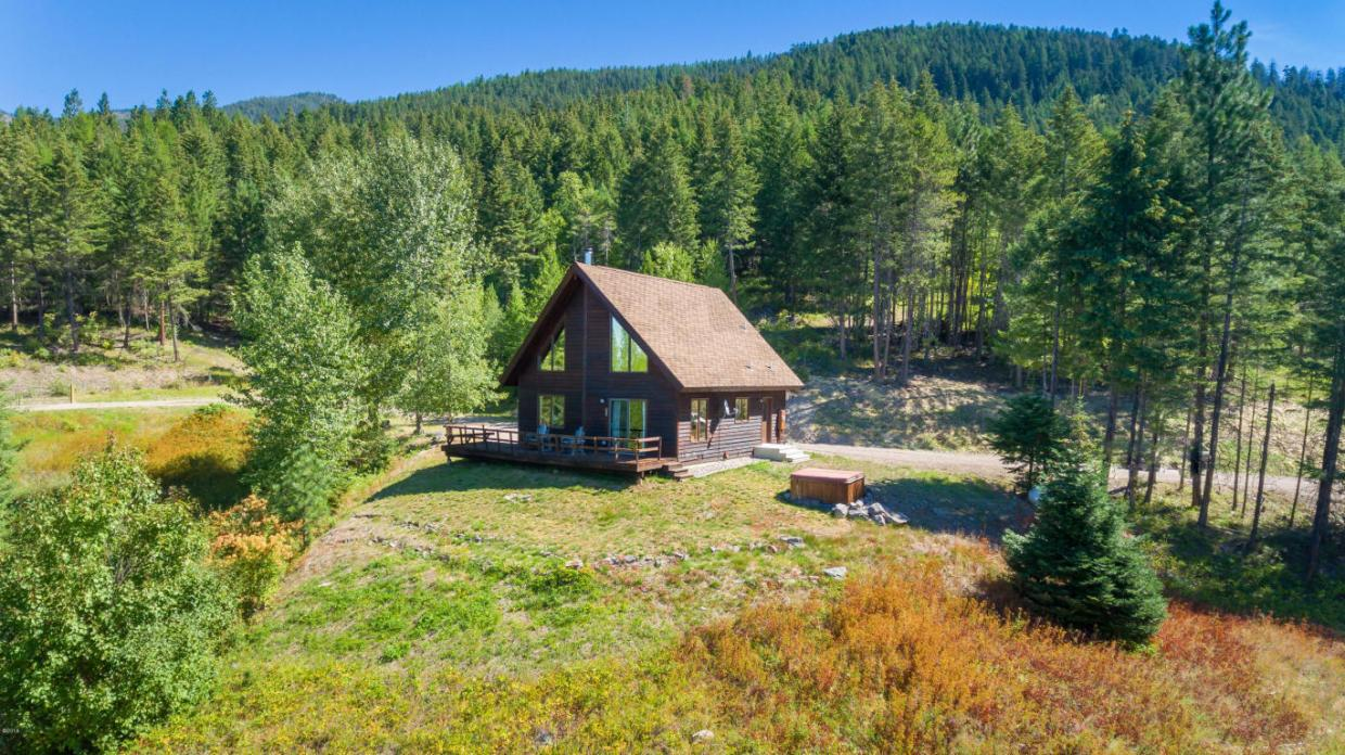 27157 Broken Leg Road, Bigfork, MT 59911