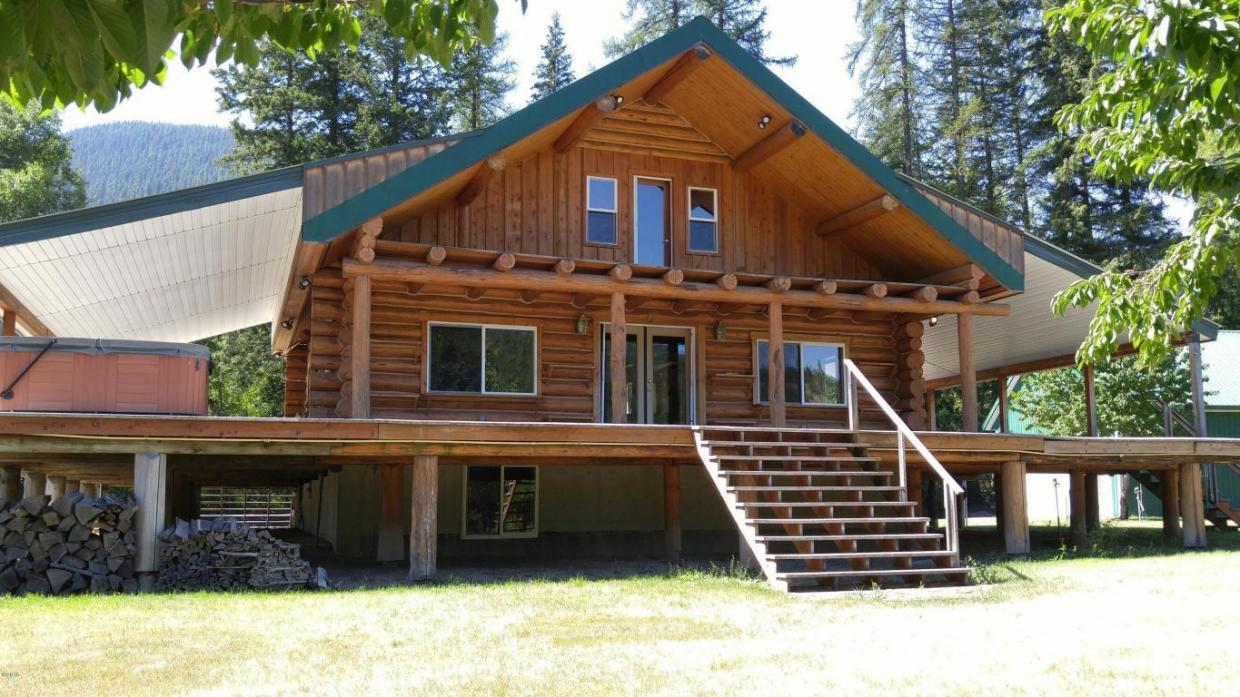 Nhn Cedar Meadow Road, Libby, MT 59923
