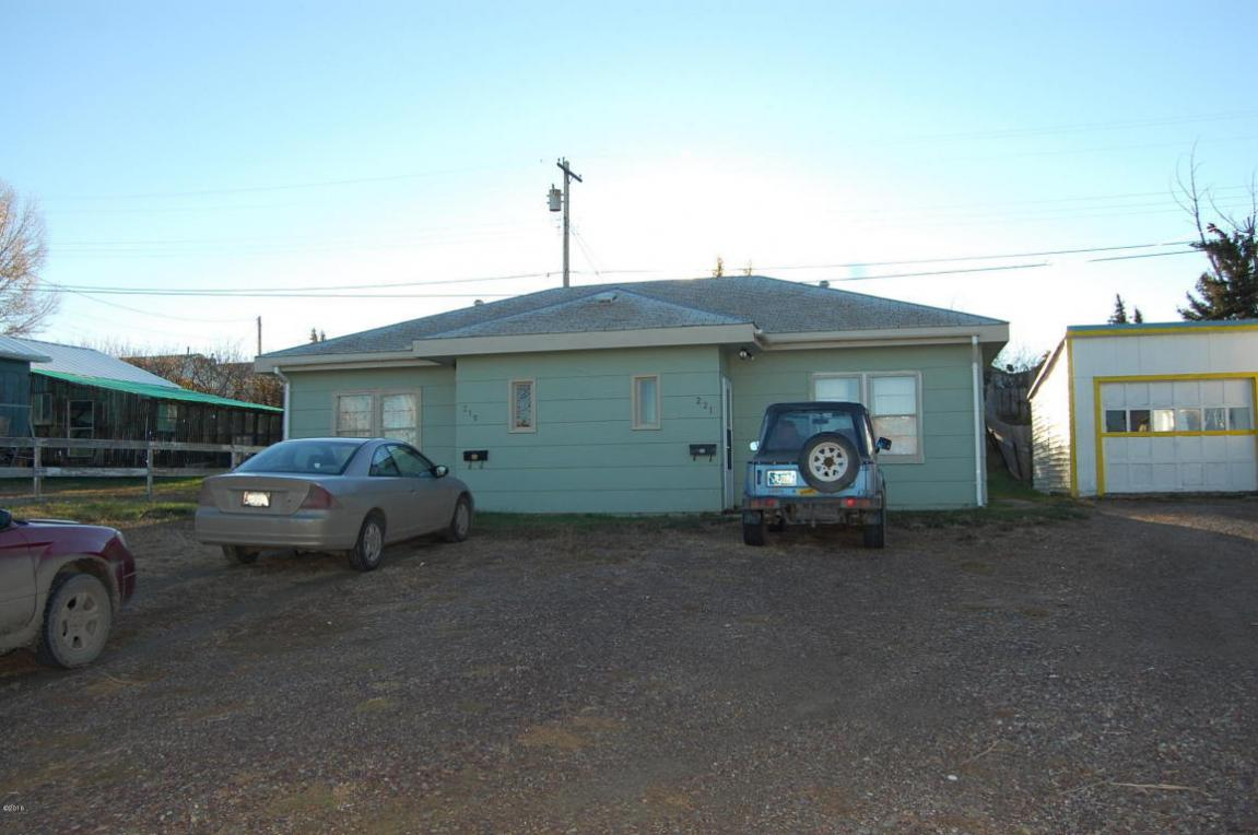 219 4th Avenue South West, Cut Bank, MT 59427