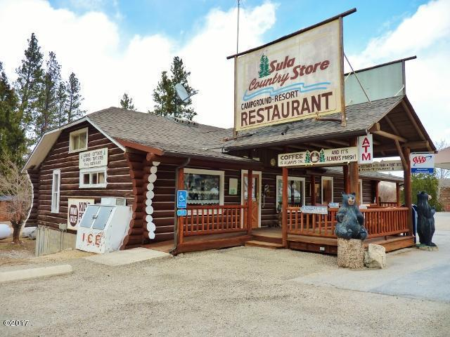 7060 Us Hwy 93 South South, Sula, MT 59871
