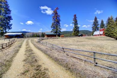 5216 Fortine Creek Road, Trego, MT 59934