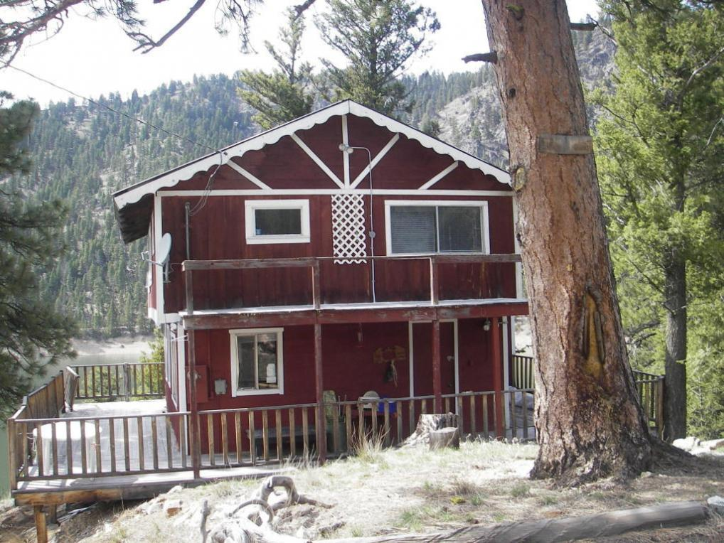 8489 West Fork Road, Darby, MT 59829