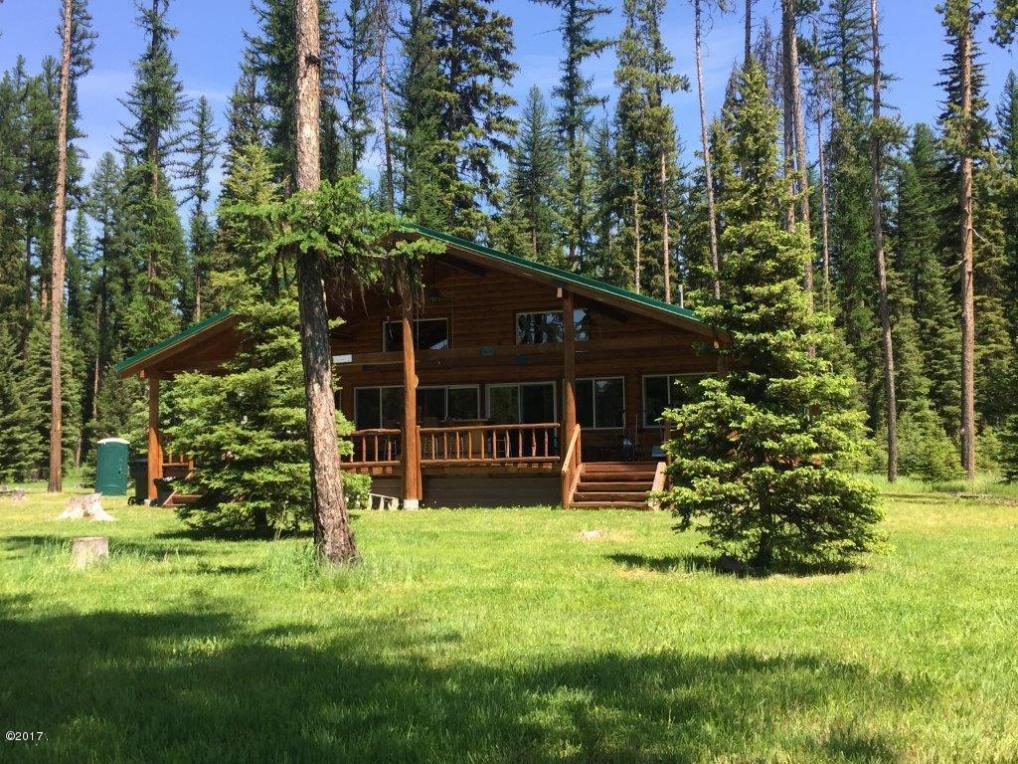1163 Leaning Pine Lane, Seeley Lake, MT 59868