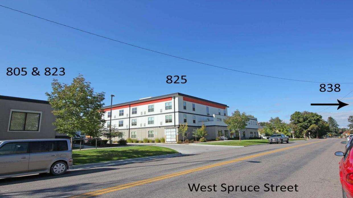 805-825 West Spruce Street, Missoula, MT 59801