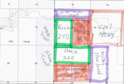 Photo of 560 Acres Inverness Road North, Inverness, MT 59530