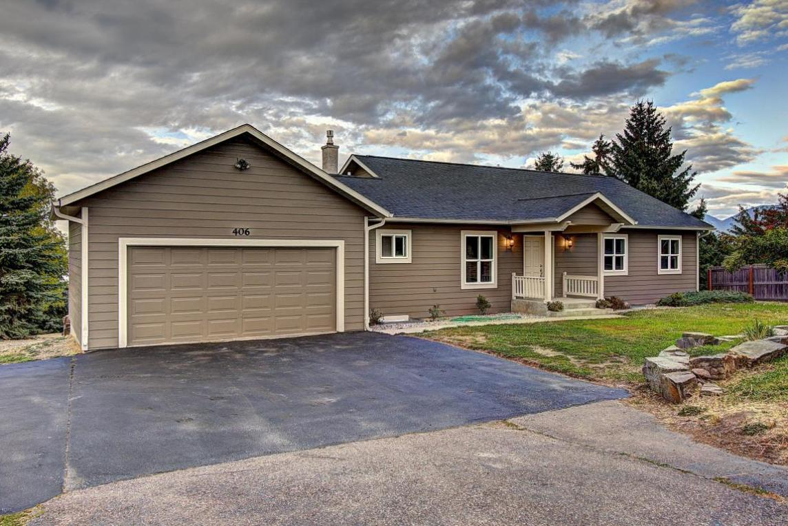 406 Mission View Drive, Polson, MT 59860