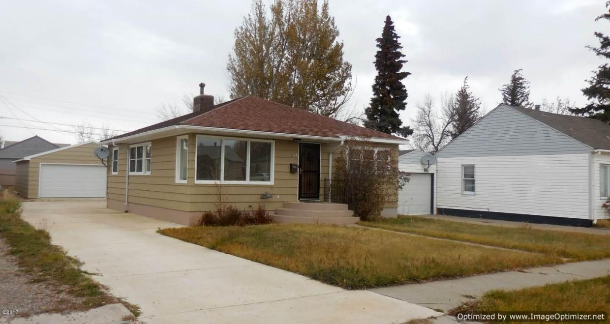 314 4th Avenue South East, Cut Bank, MT 59427