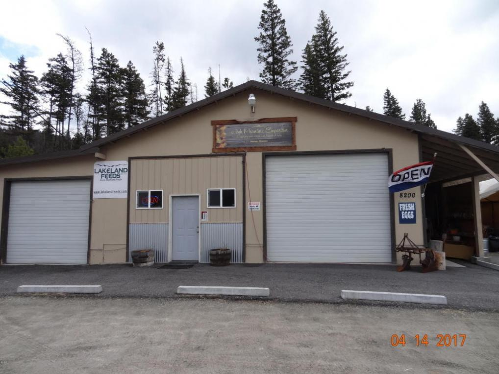 8200 Us Highway 2 West, Marion, MT 59925