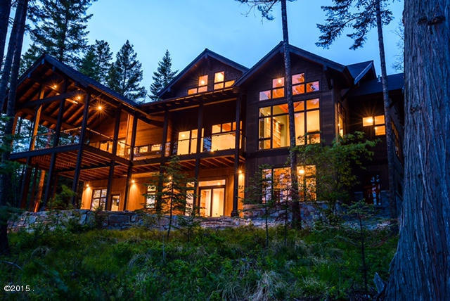 246 North Prairiesmoke Circle, Whitefish, MT 59937