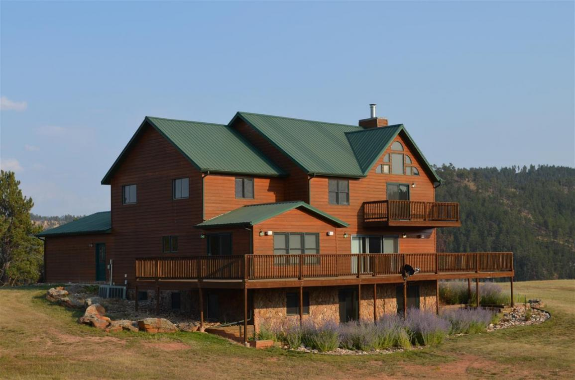 183 Red Canyon Road, Beulah, WY 82712