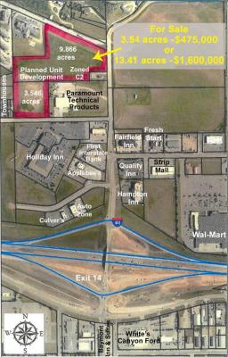 Photo of Paramount Drive Lot 2r-1&2, Spearfish, SD 57783