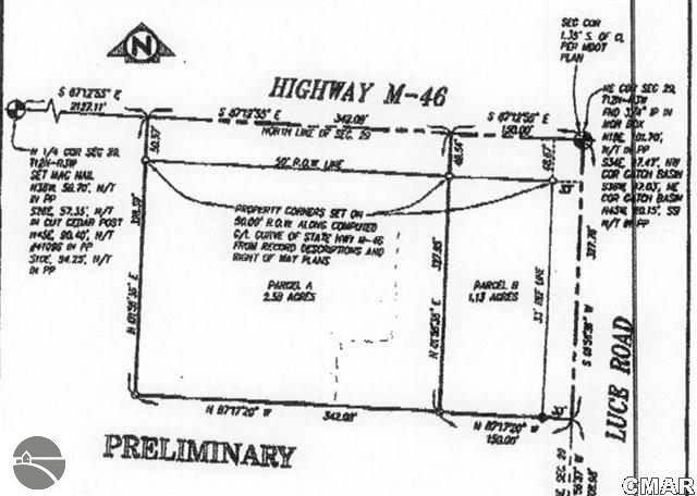 TBD N Luce Road Parcel B, Alma, MI 48801