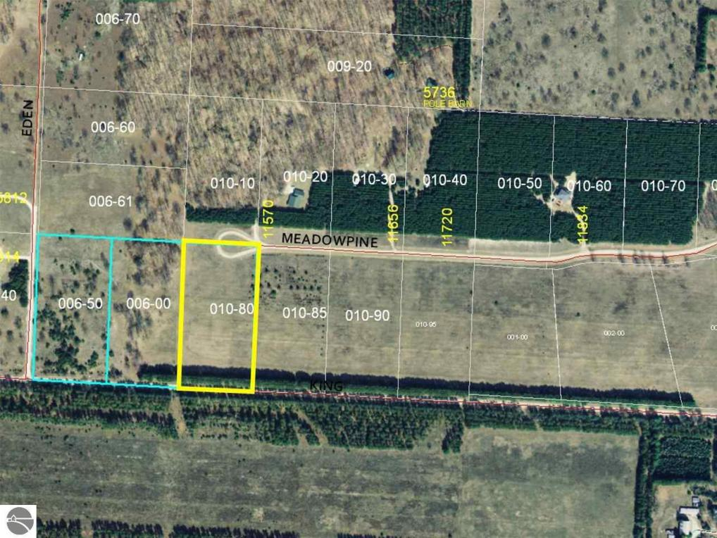 000 Meadowpine Drive Lot 15, Thompsonville, MI 49683