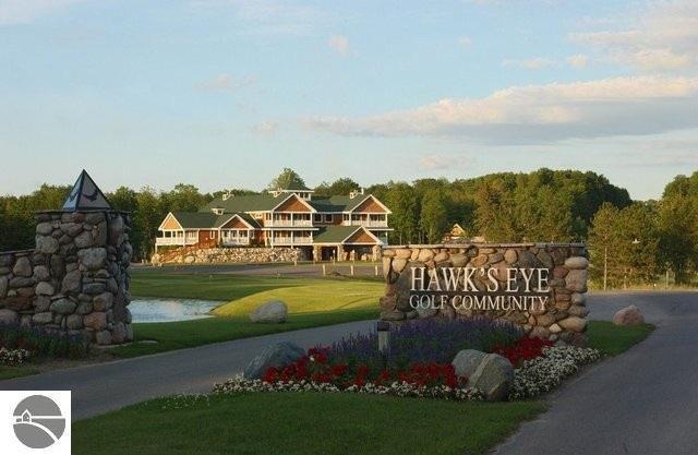 246 Hawks Eye Drive, Bellaire, MI 49615