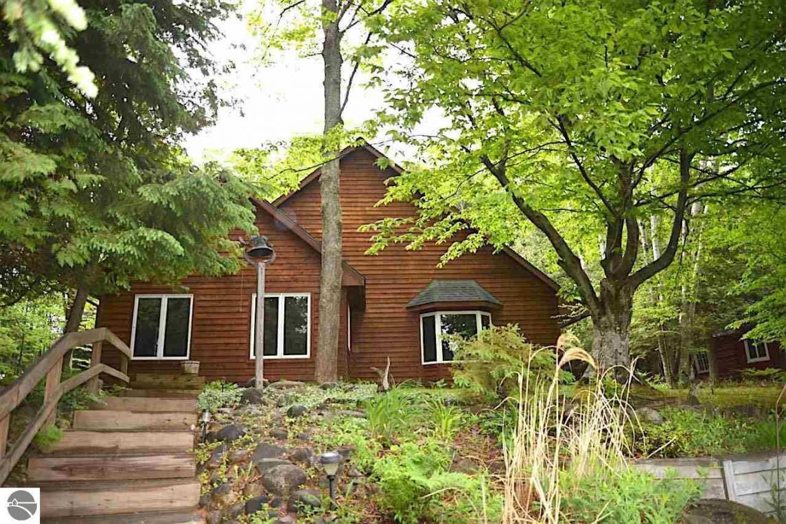 4133 NE Torch Lake Drive, Central Lake, MI 49622