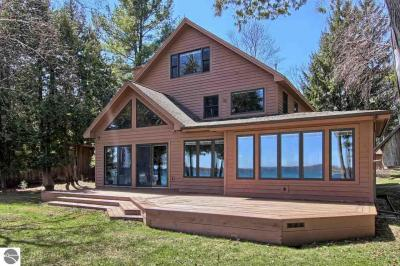 Photo of 9698 Elk Lake Trail, Williamsburg, MI 49690