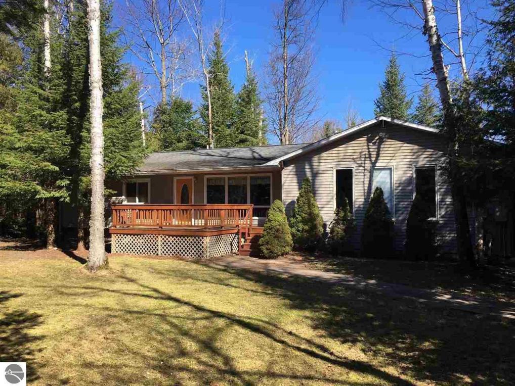 14486 Birch Pointe Drive, Kewadin, MI 49648