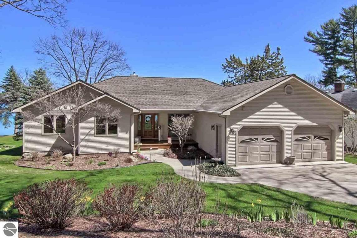 12438 SW Torch Lake Drive, Rapid City, MI 49676