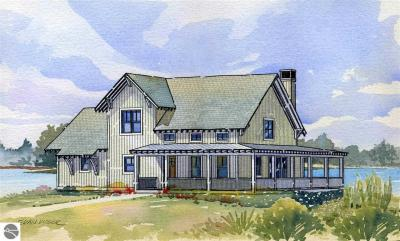 Photo of (To Build) 2351 E Penwood Trail To Be Built, Leland, MI 49654
