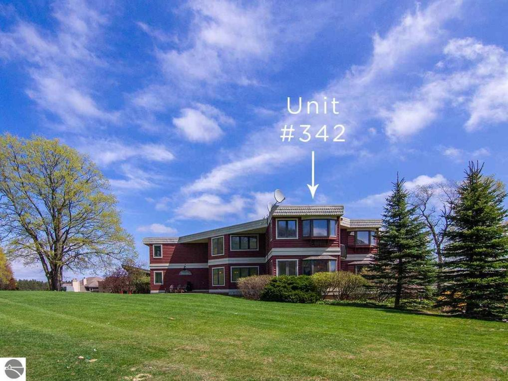 12400-Unit 342 Crystal Mountain Drive 12400 Crystal Mountain Drive - Unit 342 #342, Thompsonville, MI 49683