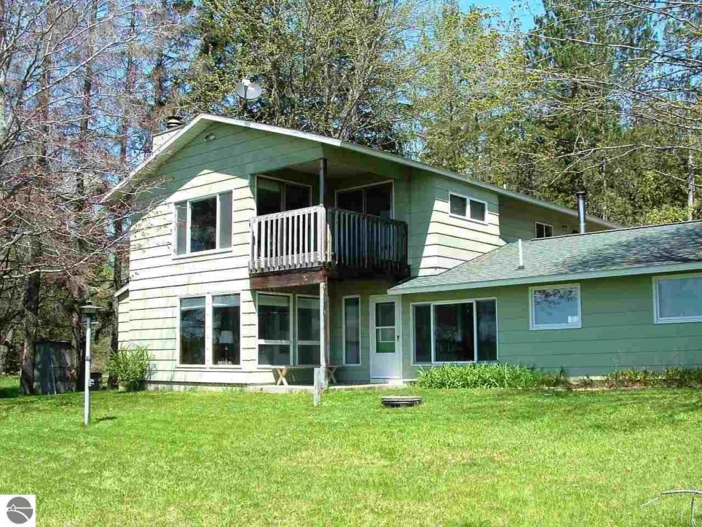 4885 NE Torch Lake Drive, Central Lake, MI 49622
