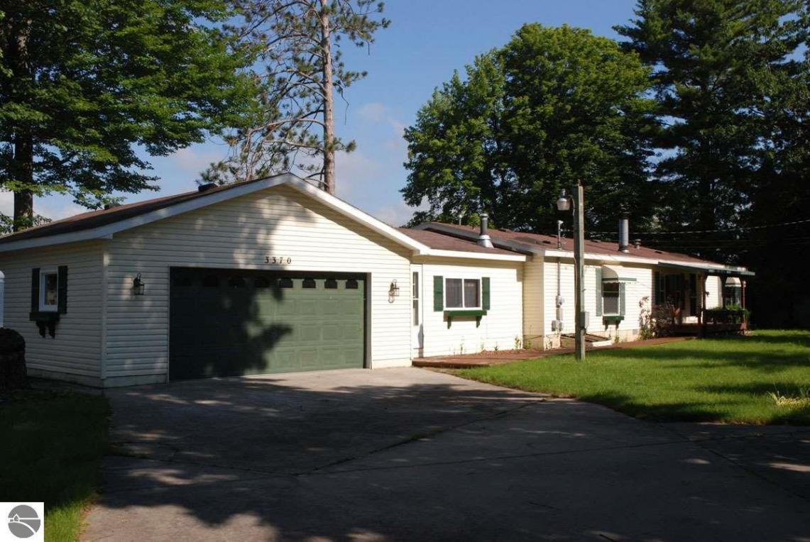 3370 E Cedar Lake Drive, Greenbush, MI 48738