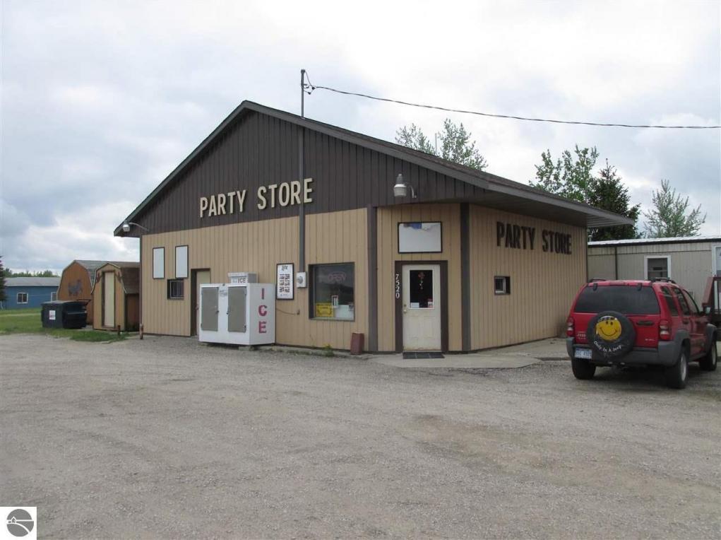 7520 E Houghton Lake Road, Merritt, MI 49667
