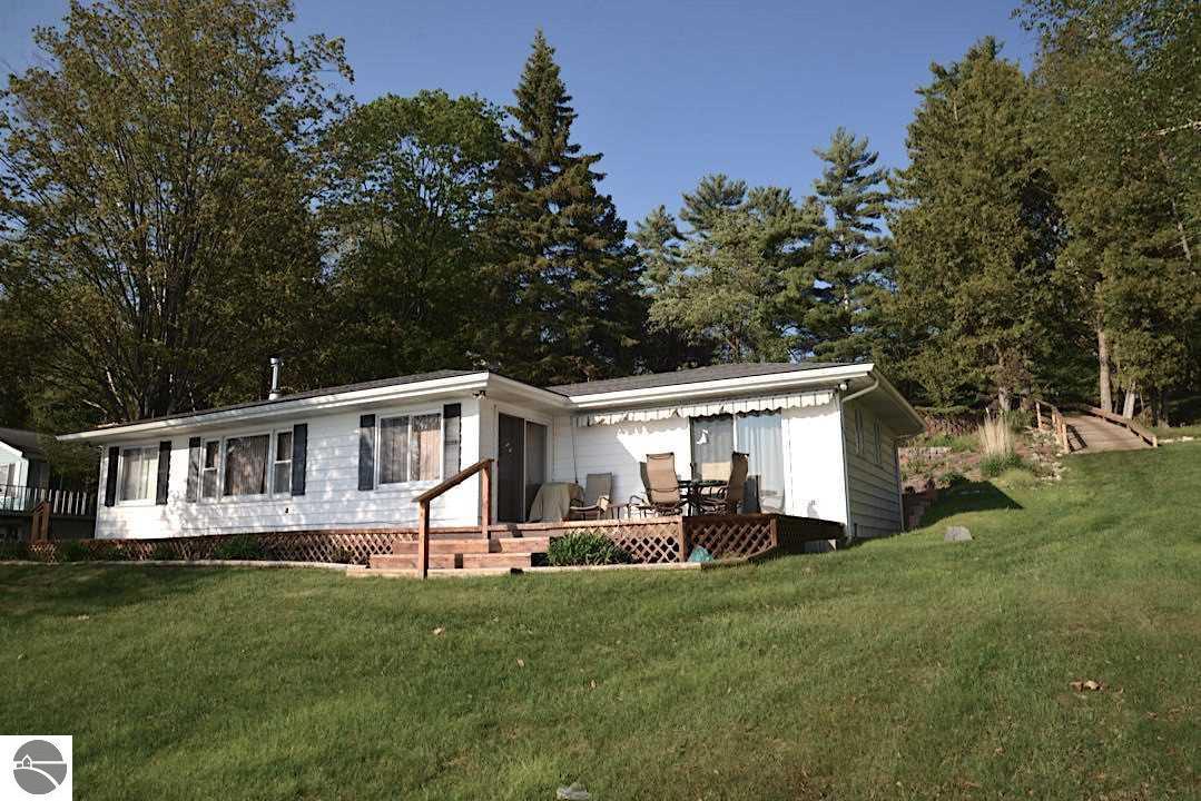4851 NE Torch Lake Drive, Central Lake, MI 49622
