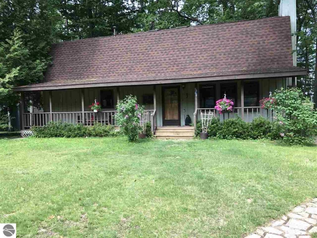 4668 E Cedar Lake Drive, Greenbush, MI 48738