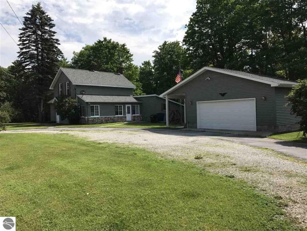 2535 W Cedar Lake Road, Greenbush, MI 48738