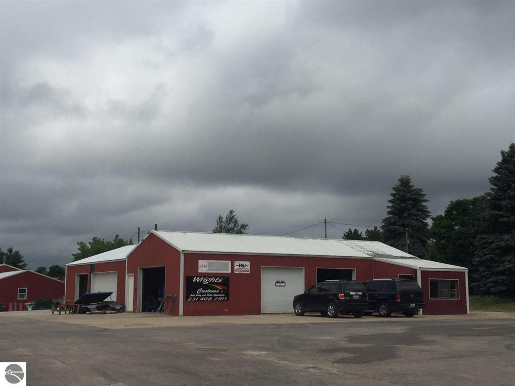 1351 and 1399 Plett Road, Cadillac, MI 49601