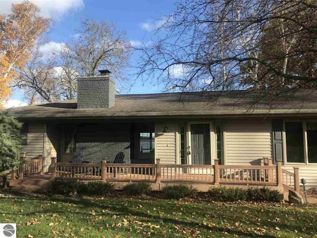 811 N West Torch Lake Drive, Kewadin, MI 49648