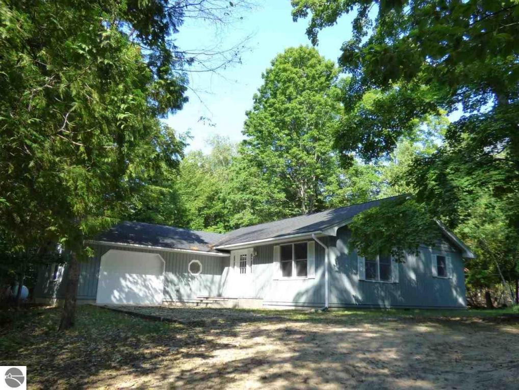 2834 N East Torch Lake Drive, Central Lake, MI 49622