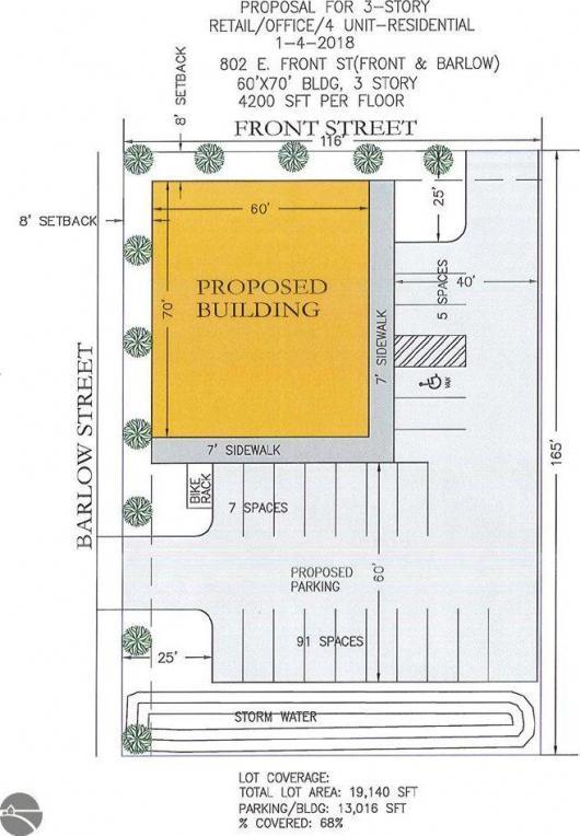 802 E Front Street, Traverse City, MI 49686