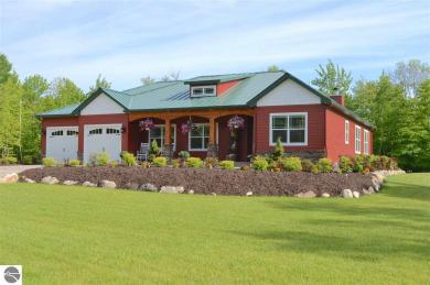 203 S Golden Beach Drive, Kewadin, MI 49648