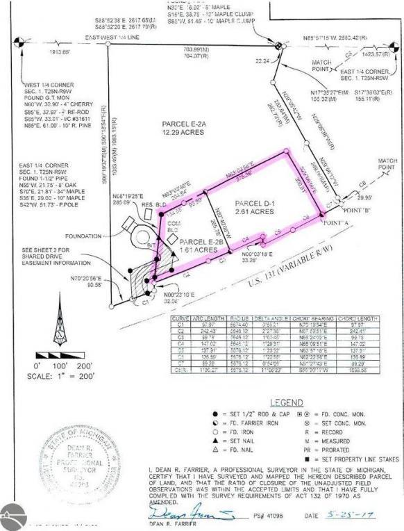 6550 Us-131, Fife Lake, MI 49633