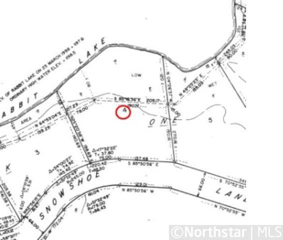 L4B1 East Lane, Cuyuna, MN 56444