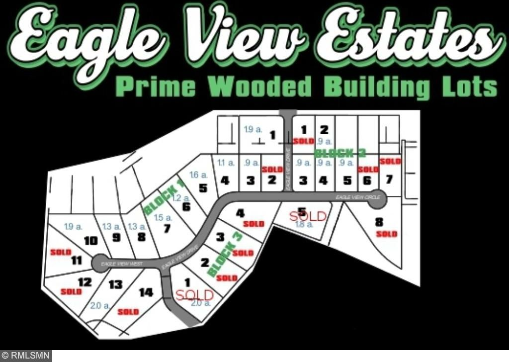 Lot 13 Blk 1 Eagle View Drive, Deerwood, MN 56444