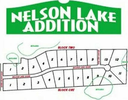 lot 12 blk 1 Nelson Lake Road, Pillager, MN 56473