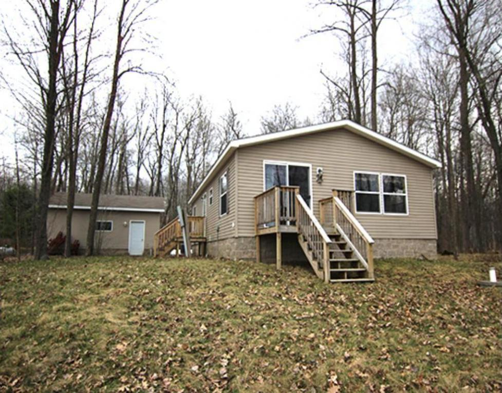 2665 East Shore Drive, Edgewater Twp, WI 54817