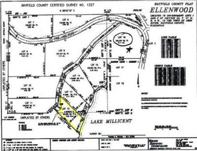 Photo of Lot 12 Pine Lake Rd, Iron River, WI 54847