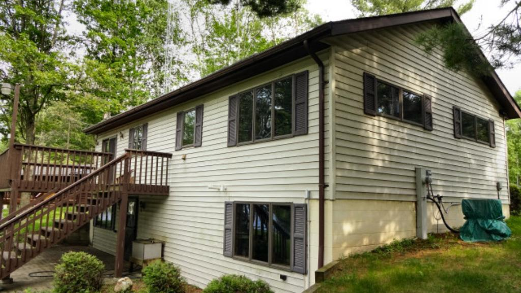 11292 Sandy Point Road, Couderay, WI 54828