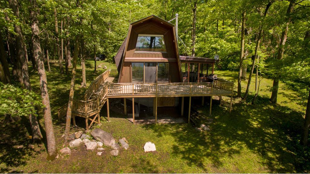 7938 NW Templer Point Drive, Walker, MN 56484