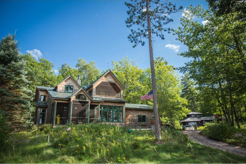 400 Woods Edge Trail, Lapointe, WI 54850