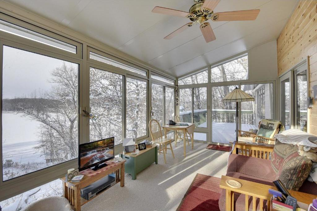 Captivating Home Office Sun Room