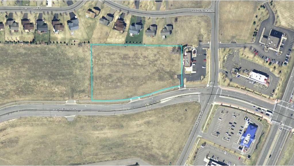 XXXX School Boulevard, Monticello, MN 55362
